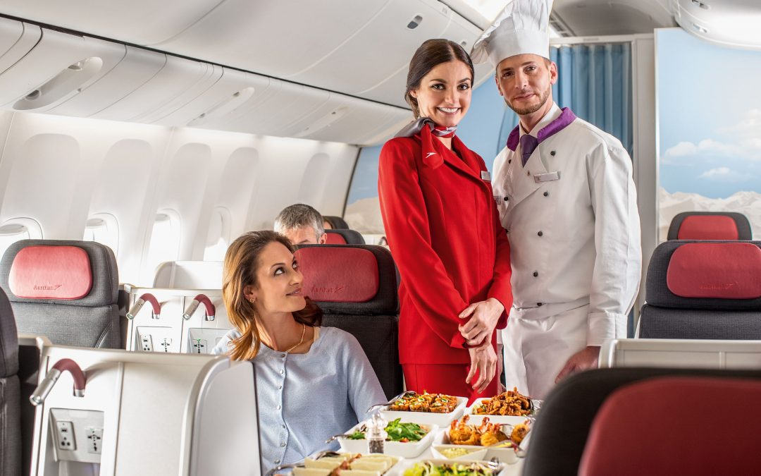 How to Fly Business Class for Less