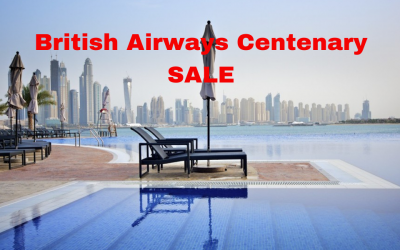 British Airways Centenary​ Sale