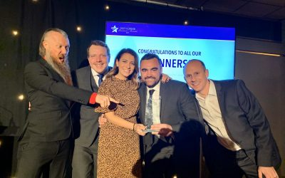 A&G Wins BEST NEW BUSINESS at the South London Business Awards